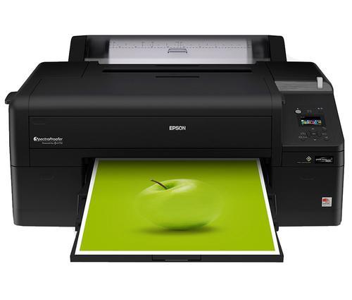 Epson SCP5000 STD Spectro A2 LFP Printer