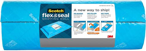 Scotch Flex and Seal Shipping Roll 1510 38cm x 3m