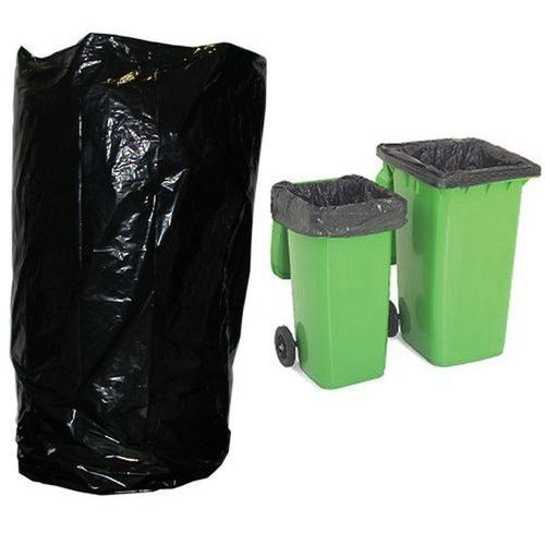 ValueX Wheelie Bin Liners 30 x 46 x 54in (Pack 100)