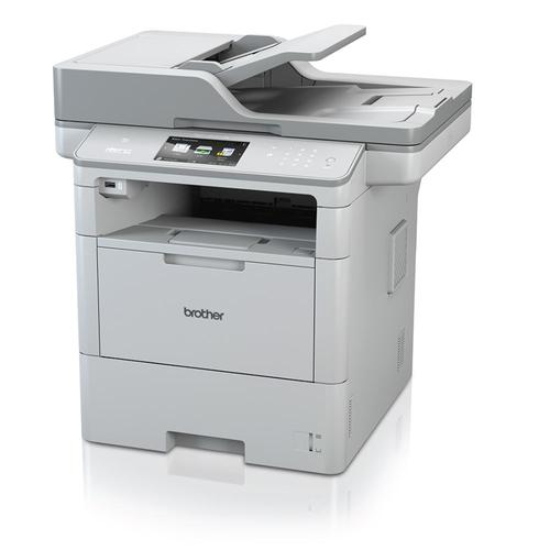 Brother MFC-L6950DW Wireless Mono Laser Printer MFCL6950DWZU1 by Brother, BA79204