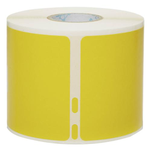 Dymo LW Shipping labe or Name badge Yellow (54x101mm) Roll 220 Labels