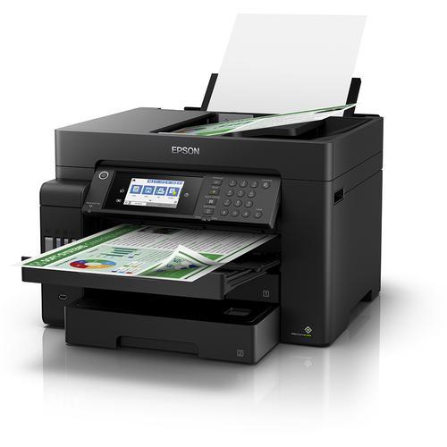 Epson EcoTank ET16600 Inkjet Printer C11CH72401CA by Epson, EP66784