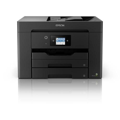 Epson Workforce WF-7830DTWF Inkjet Printer C11CH68401 by Epson, EP66840