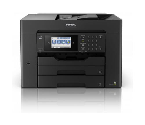 Epson Workforce WF-7840DTWF Inkjet Printer C11CH67401 by Epson, EP66838