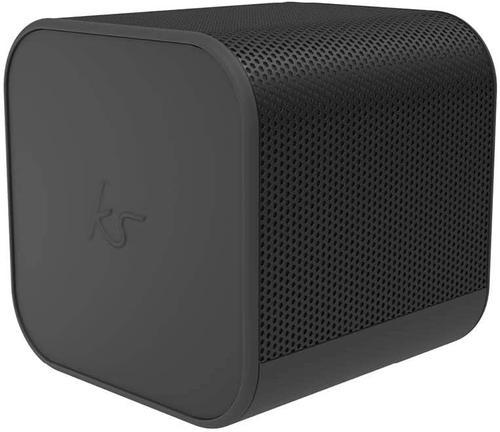 BoomCube Bluetooth Speaker Black 3W
