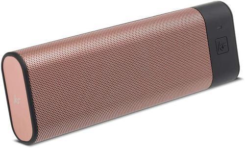 BoomBar Plus Bluetooth Speaker Rose Gold