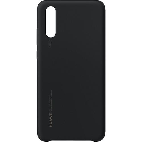Huawei P20 Silicone Phone Case Black