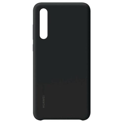 Huawei P30 Silicone Phone Case Black