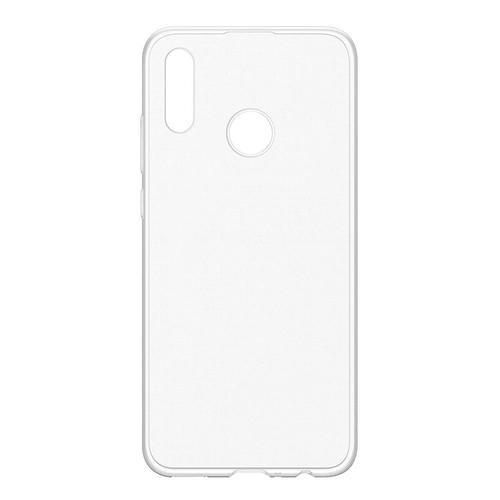 P Smart TPU Transparent Phone Case