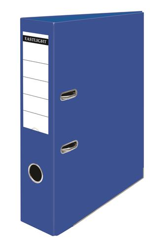 ValueX Lever Arch File A4 PP Blue (Pack 10)