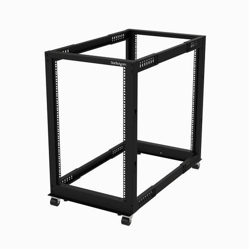 18U 19in Open Frame Server Rack 4 Post