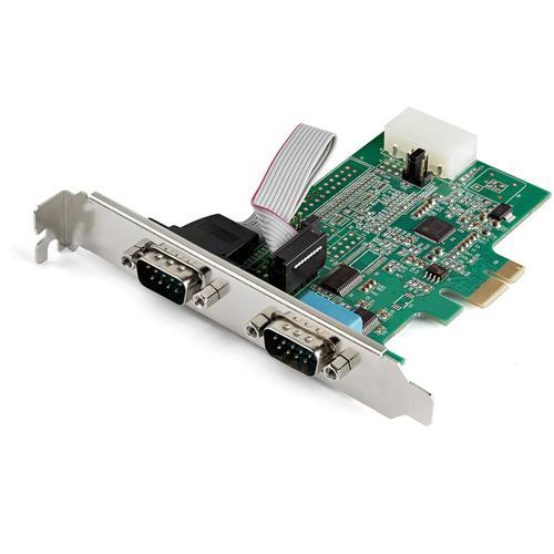 PCIe RS232 Serial Card Asix AX99100
