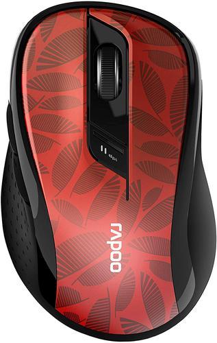 M500 Multi Mode 1600 DPI Mouse Camo Red