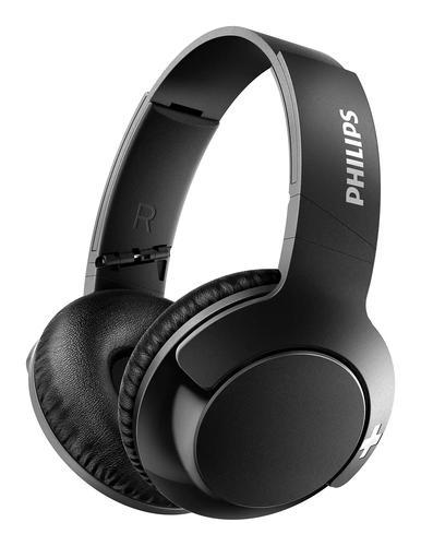 Bass Plus Bluetooth Headphones Black