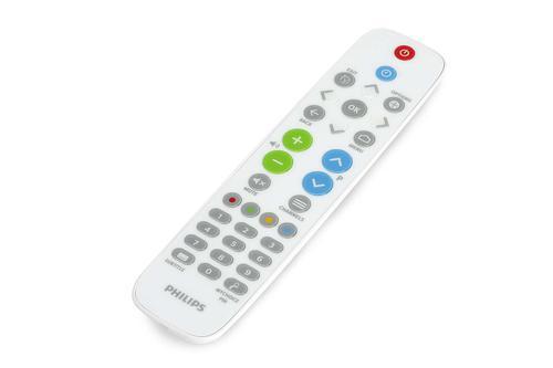 Philips White Healthcare Remote Control