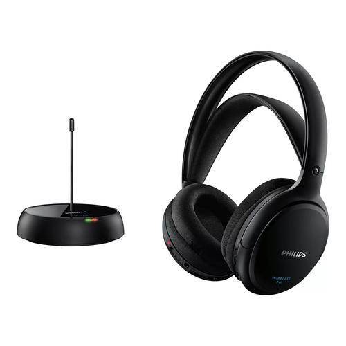SHC5200 FM Wireless Headphones Black