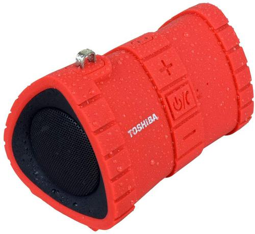 Sonic Dive 2 Bluetooth Speaker Red