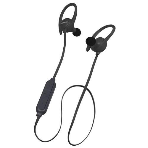 Toshiba BT314E Bluetooth Earbuds Black