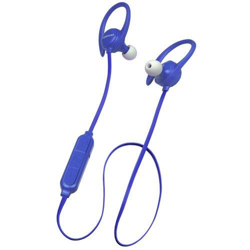 Toshiba BT314E Bluetooth Earbuds Blue