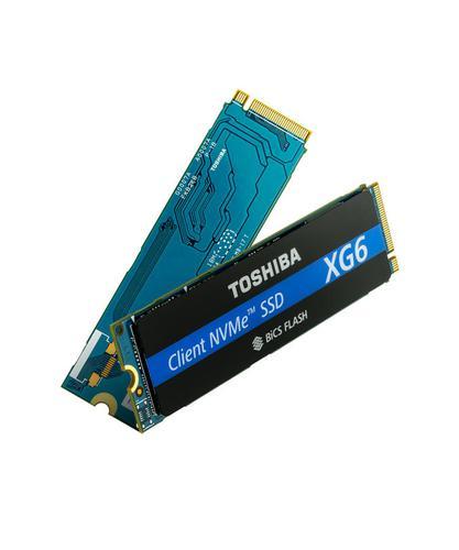 512GB XG6 PCIe TLC NVMe M.2 Int SSD