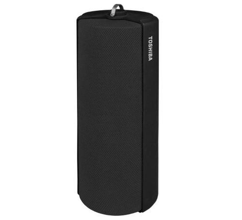 Toshiba Bluetooth Fabric Speaker Black