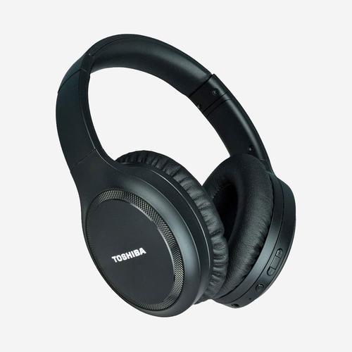 BT1200H Wireless Headphones Black