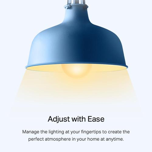 L510E Dimmable WiFi Smart Light Bulb