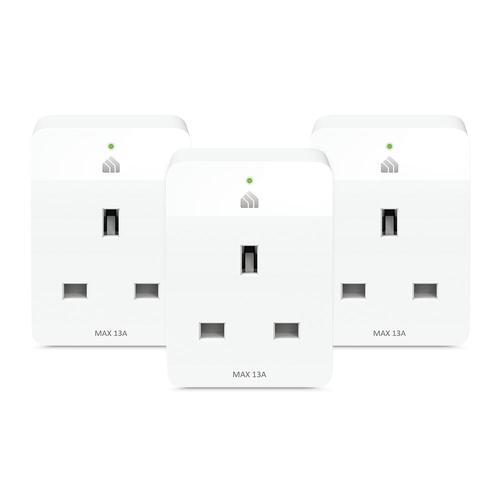 KP105P3 Kasa Smart WiFi Plug Slim 3 Pack