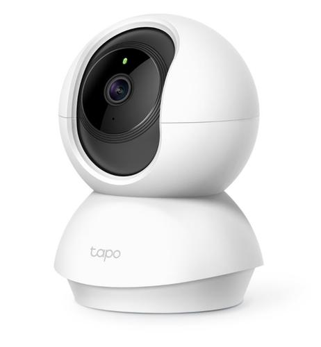 Pan and Tilt Home Security WiFi Camera