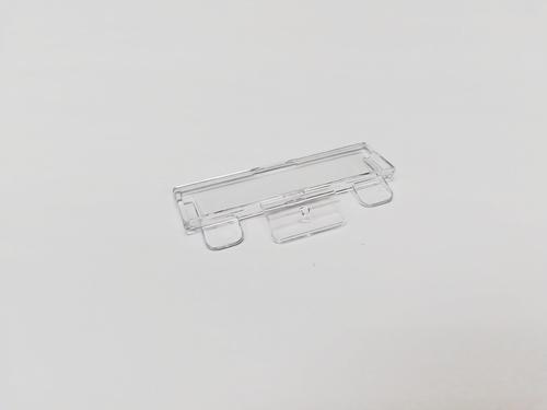 ValueX Suspension File Plastic Tabs Clear (Pack 50)