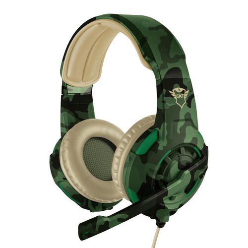 GXT 310C Jungle Camo Radius Headset