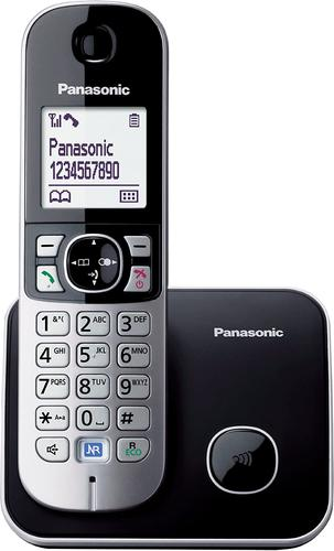 TG6811 DECT Phone Single Silver Black