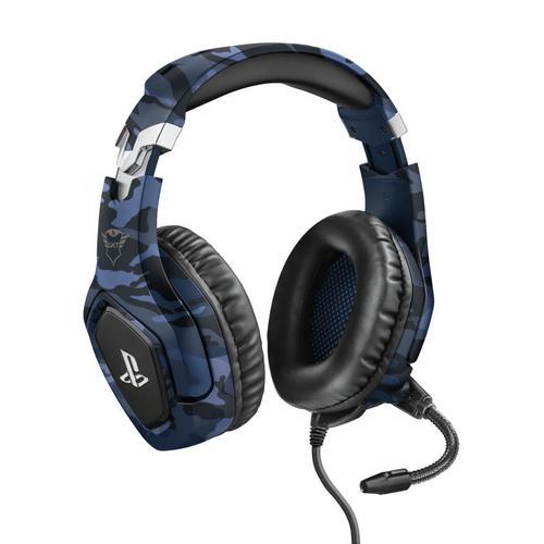 GXT 488 Forze PS4 3.5mm Headset Blue