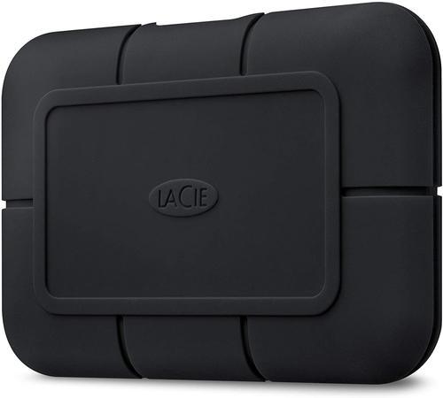 1TB Rugged Pro TB3 USB3.1 Ext SSD Black