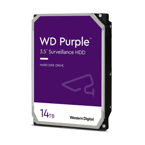 14TB WD Purple SATA 3.5in Int HDD