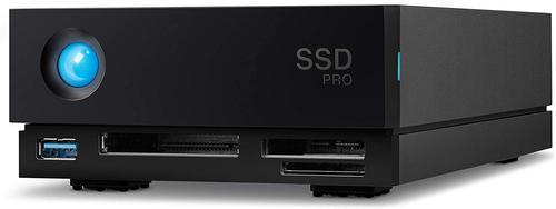 LaCie 2TB 1 Big Dock TB3 USB3.1 Ext SSD