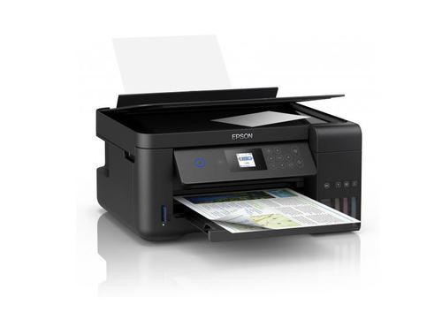 Epson EcoTank ET2750B Inkjet Printer C11CG22401A2 by Epson, EP67715