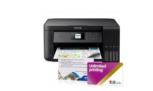 Epson EcoTank ET4700 A4 Colour Inkjet Printer 2 Years Unlimited Printing