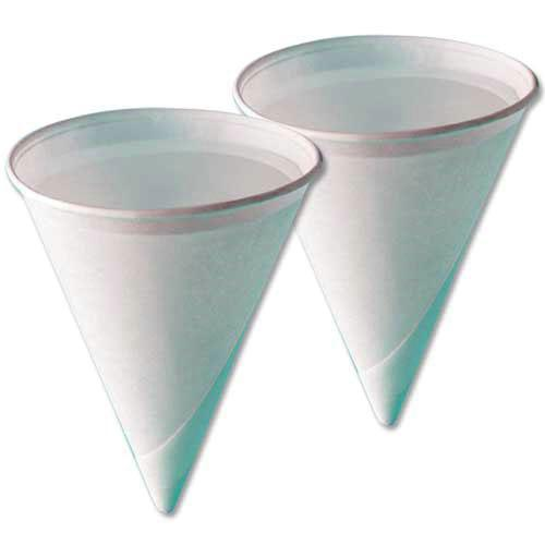 ValueX 4oz Water Cones (Pack 5000)