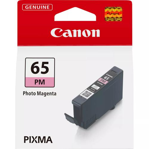 Canon CLI65PM Magenta Ink cartridge standard capacity 13ml 4221C001