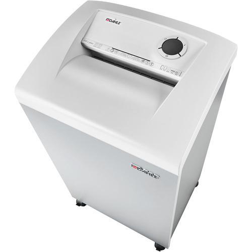 Dahle Professional Office Shredder Cross Cut 100 Litre 24-26 Sheet Grey D46412698