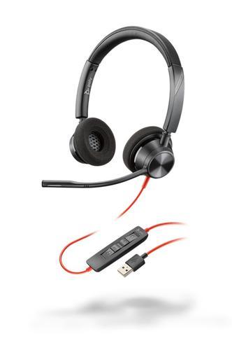 POLY Blackwire 3320 USB C Headset