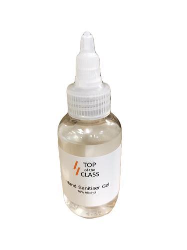 Top Of The Class Hand Sanitiser Twist Top Bottle 65ml PK12 BOGOF