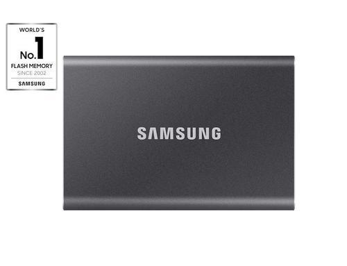 Samsung 1TB T7 USB3.2 C G2 Grey Ext SSD