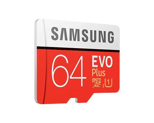 64GB EVO Plus CL10 MicroSDXC and AD