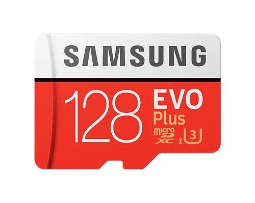 128GB EVO Plus CL10 MicroSDXC and AD