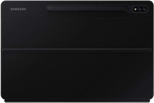 Galaxy Tab S7 Plus Keyboard Cover Black