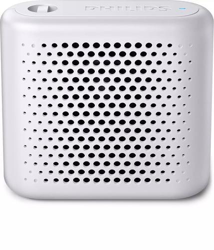 Philips BT55W Bluetooth Speaker White