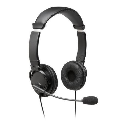 Kensington USB-A Headphones with Mic and Volume K97601WW