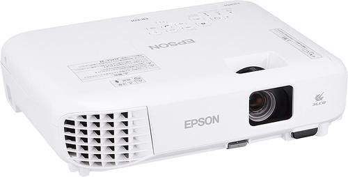 Epson EB-E01 3300 Lumens 3LCD XGA Data Projector